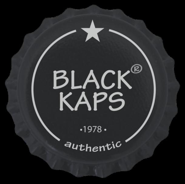BlackKaps.com Black Kaps Logo