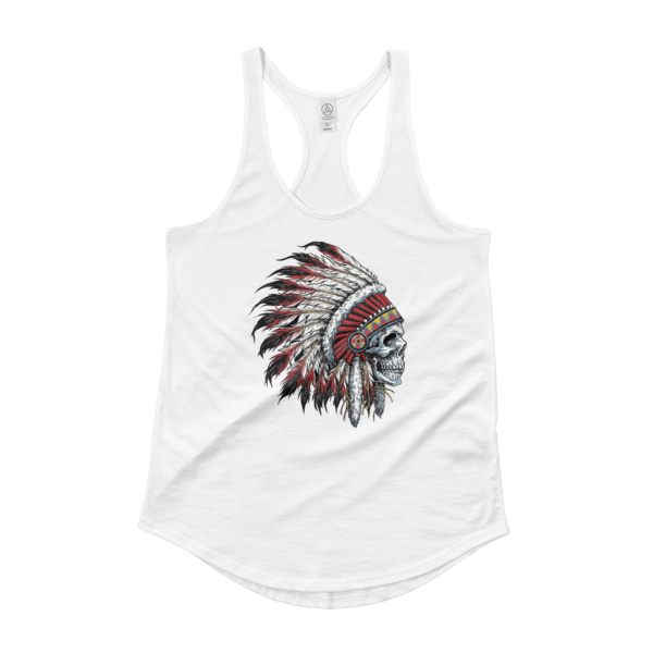 Chief Black Feather - Women's Tank Top by Black Kaps®