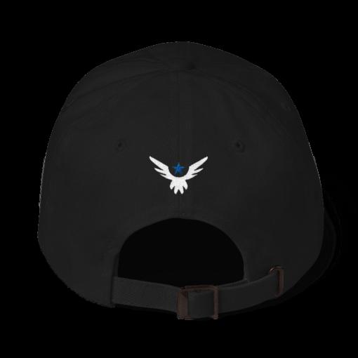 BlackKaps.com Black Kaps - Angel Signature Dad hat - Nick Angel - Angel