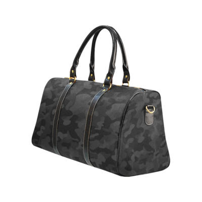 BlackKaps.com Black Kaps - Large Travel Bag - 2:3 Right