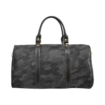 BlackKaps.com Black Kaps - Large Travel Bag - Right