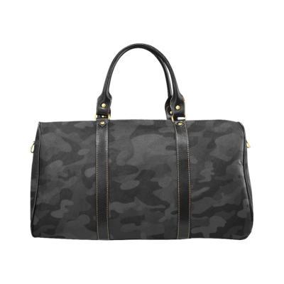 BlackKaps.com Black Kaps - Large Travel Bag - Right