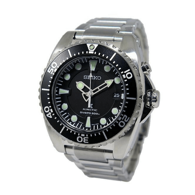 Seiko Prospex Kinetic - Diver's 200M - Men's Watch
