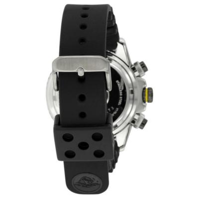 BlackKaps.com Black Kaps - Seiko Solar Diver - Watch - Back