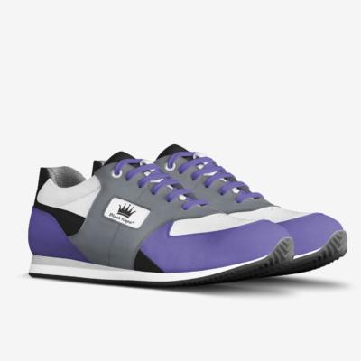 BlackKaps.com Black Kaps - The EL G Violet Runner by Nick Angel - Double Quarter