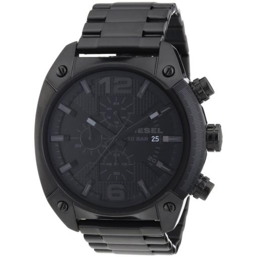 Diesel Black Chronograph Watch - Blacks Kaps - 2:3