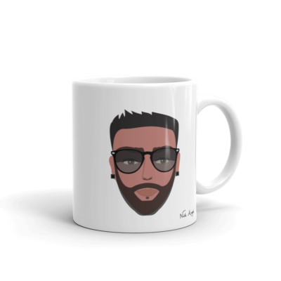 NickAngel.org-Nick-Angel-Black-Kaps-Founder-Emoji-Avatar---Art_mockup_Handle-on-Right_11oz