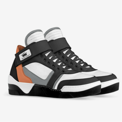 The EL G - Sneaker - by Nick Angel - Black Kaps® - Double 23rds