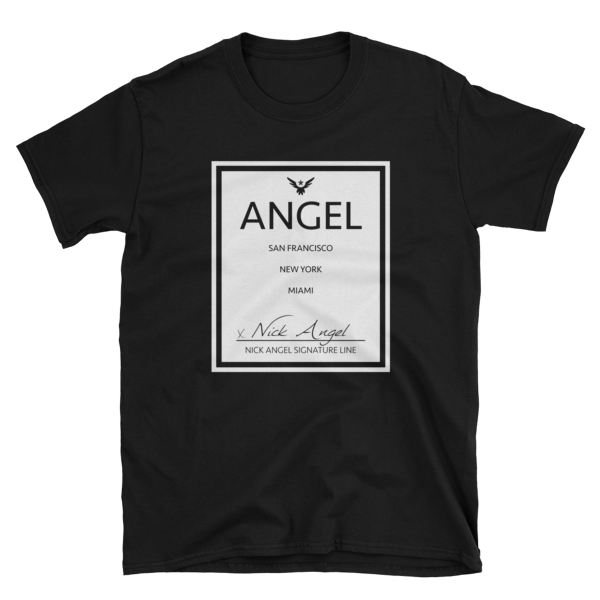 Signature Line - Men's T-Shirt