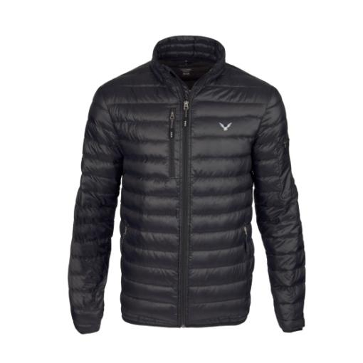 AngelWear.co Angel Wear - Angel Whistler Down Jacket - Black - Front