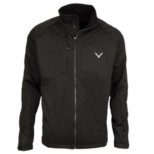 BlackKpas.com Black Kaps - Angel Wear Tunari Soft Shell Jacket - Front