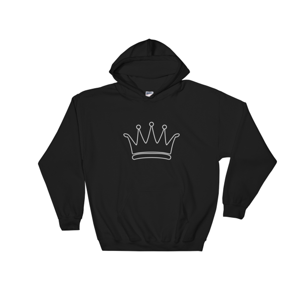 Black Krown Hoody