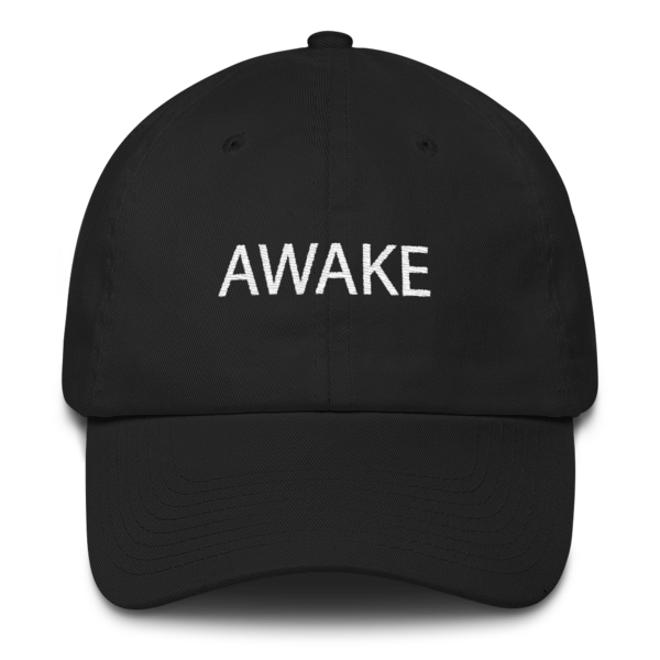 Awake Dad Hat