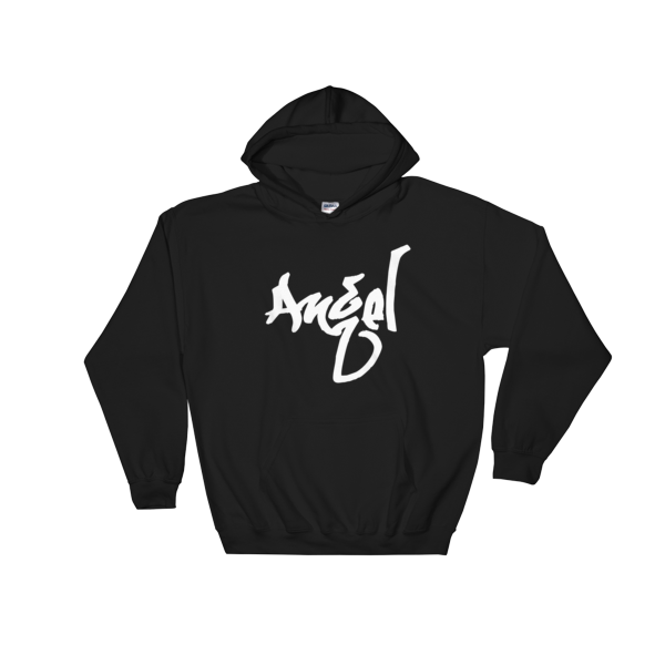 Angel Graffiti - Hoody