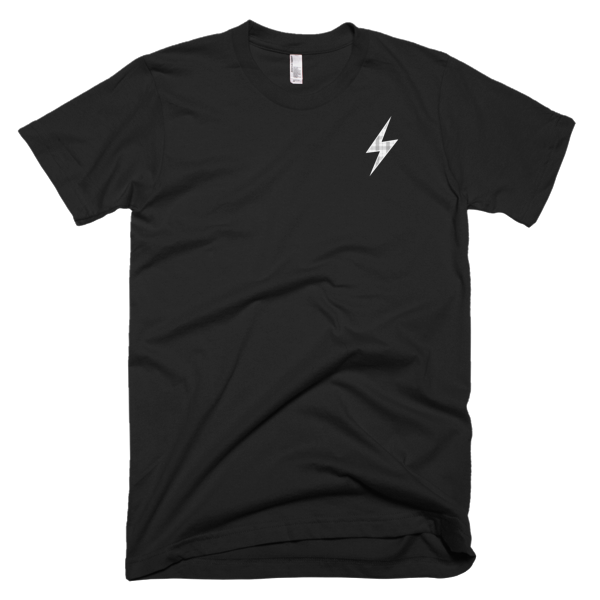 Plaid Lightning T-Shirt