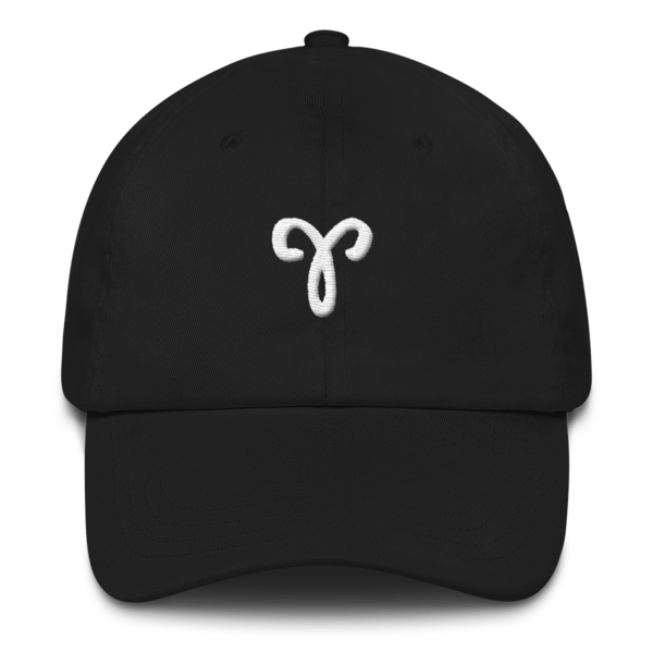 Aries Zodiac Dad Cap