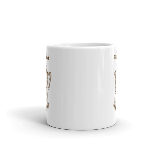 BlackKaps.com Black Kaps - Coffee Mug - Pot Head - Front View Mug Mockup 1000x1000