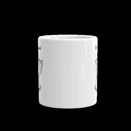 BlackKaps.com Black Kaps - Coffee Mug - Pot Head - Front View Mug Mockup 1000x1000