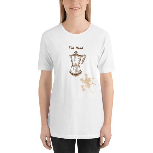 BlackKaps.com Black Kaps Coffee Pot Head T-Shirt Female Mock Up 1000x1000