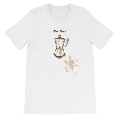 BlackKaps.com Black Kaps Coffee Pot Head T-Shirt Flat Mock Up 1000x1000