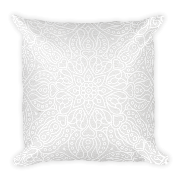 The Maya Square Throw Pillow