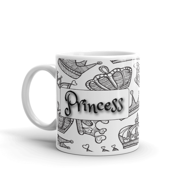 Princess Coffee Mug
